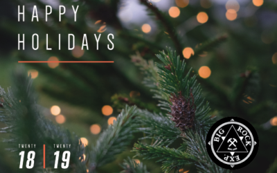 Happy Holidays From Team Big Rock!