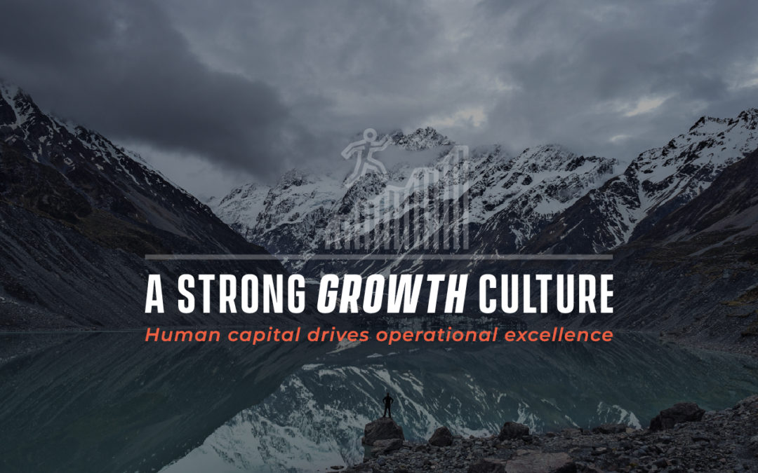 A Strong Growth Culture