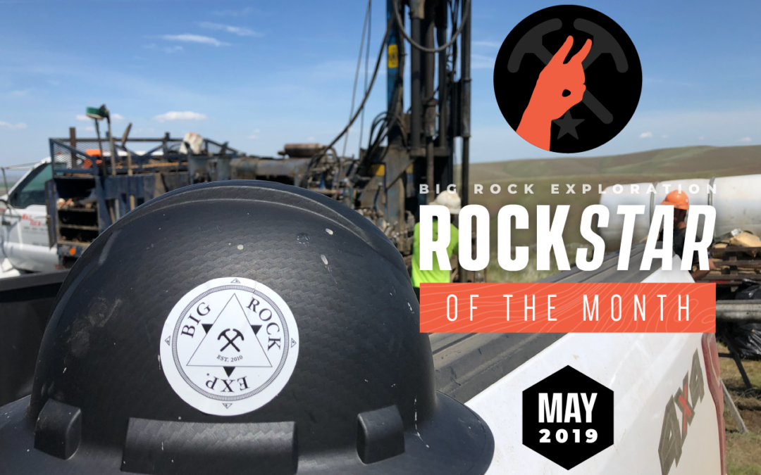 May Rockstar of the Month: Roger Schulz