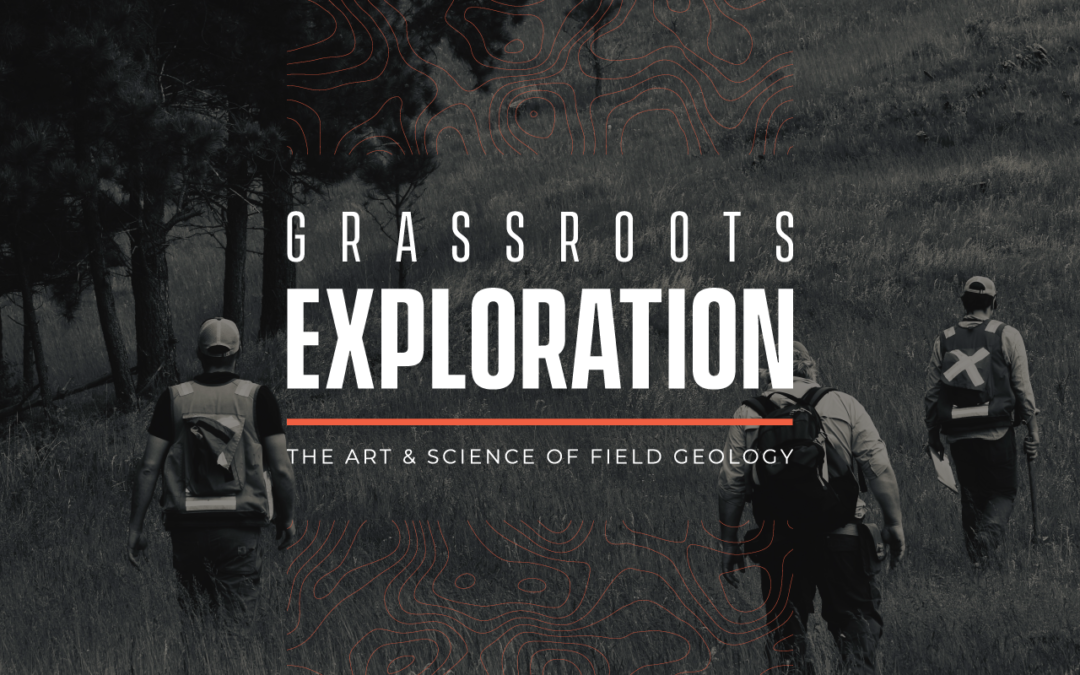 Grassroots Exploration: The Art & Science Of Field Geology
