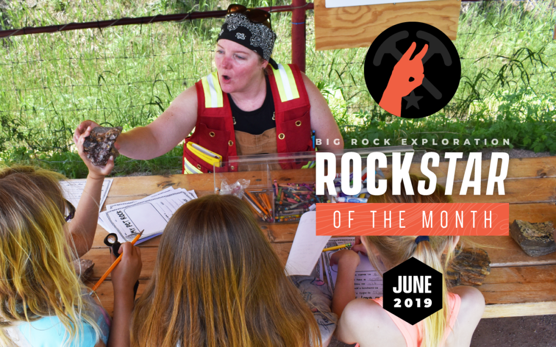 June Rockstar of the Month: Aubrey Lee
