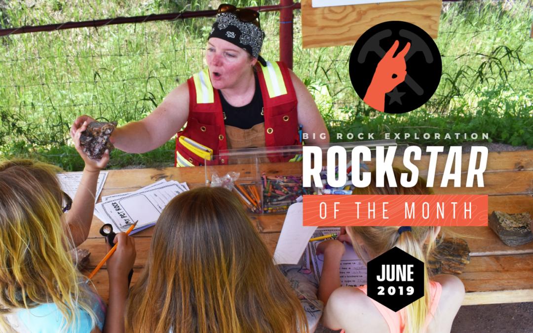 June Rockstar of the Month: Aubrey Lee