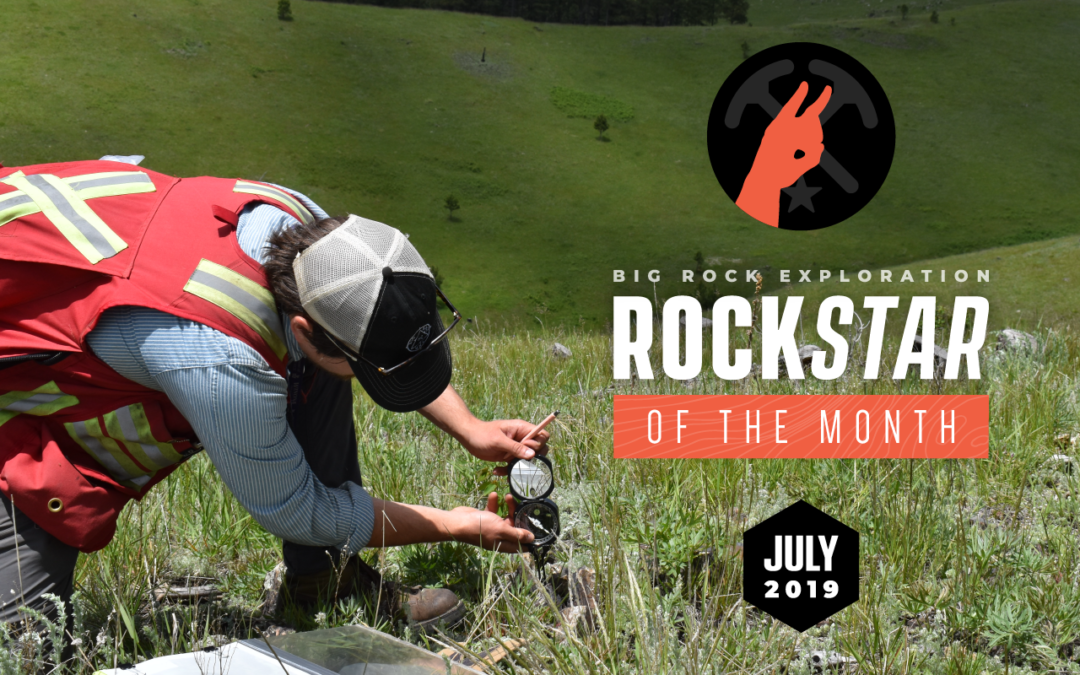 July Rockstar of the Month: Eric Nowariak