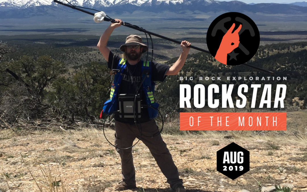 August Rockstar of the Month: Matt Matko