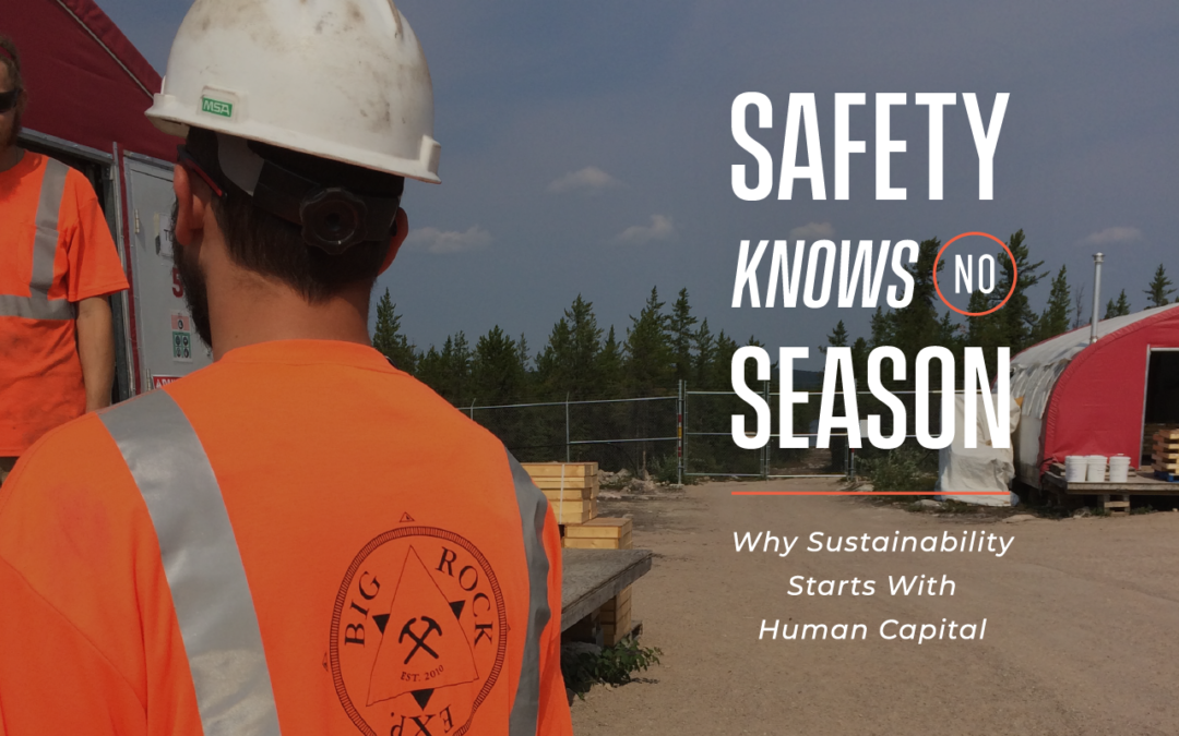 Safety Knows No Season: Why Sustainability Starts With Human Capital