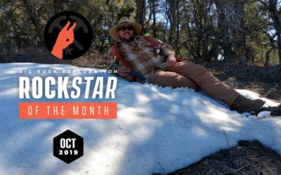 October Rockstar of the Month: Ben Keute
