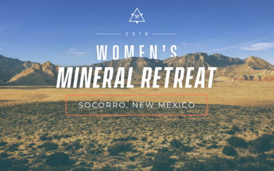 Big Rock In Action: 2019 Women's Mineral Retreat with HR Director Amanda Bergmann
