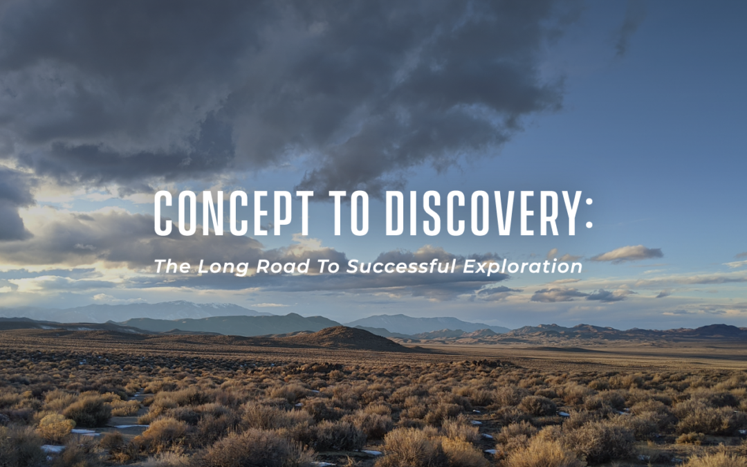 Concept To Discovery: The Long Road To Successful Exploration