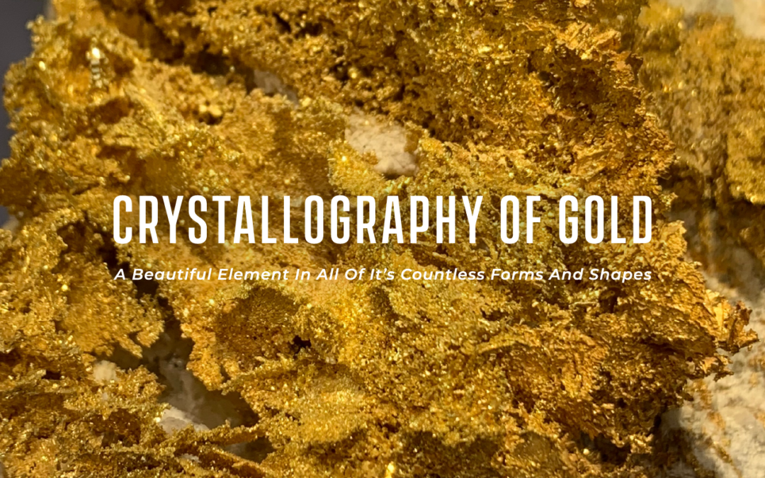 Crystallography Of Gold