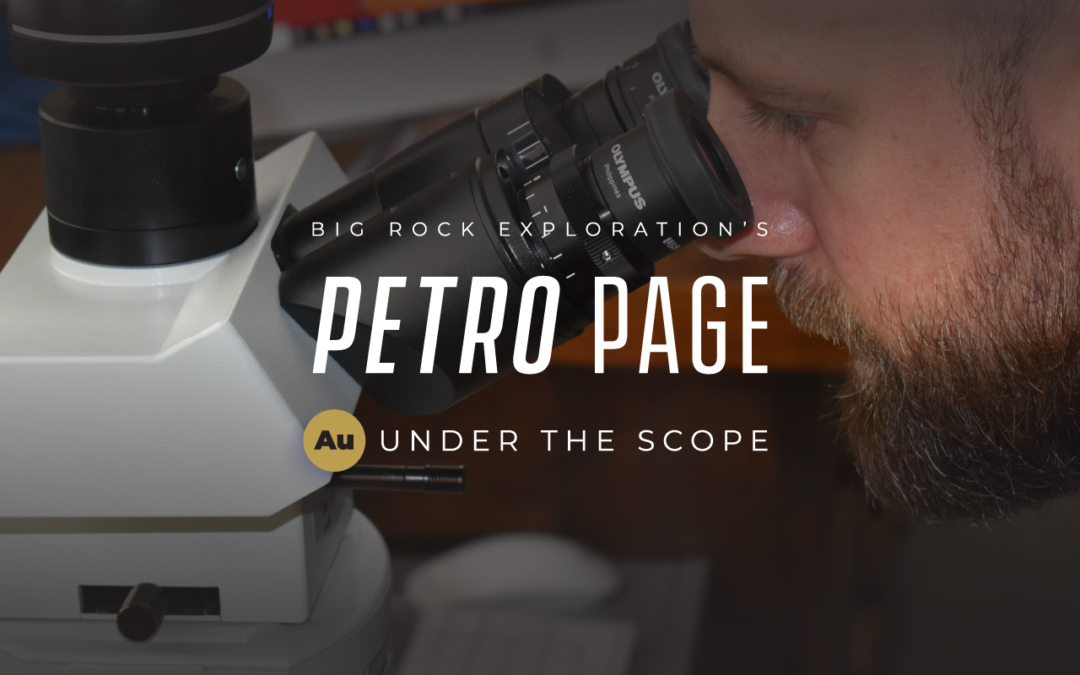 Petro Page: Gold Under The Scope